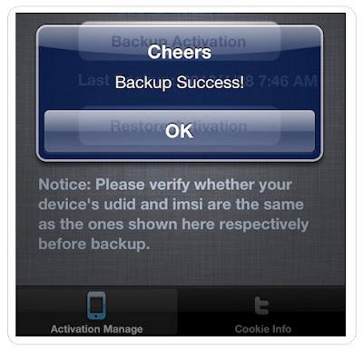 Cloud iPhone Activation Server
