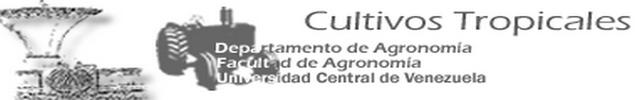 Cultivos Tropicales I