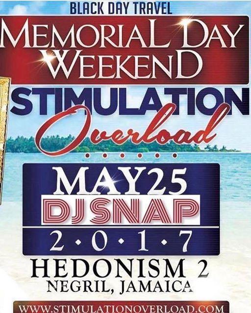 Memorial Weekend In Jamaica