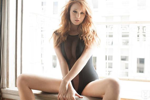 Leanna Decker na Playboy