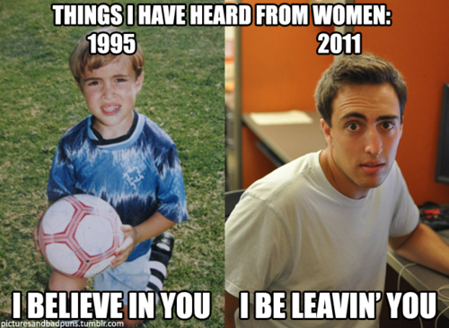 Things I Have Heard From Women - Then And Now