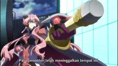 Senki Zesshou Symphogear G Episode 2 Subtitle Indonesia