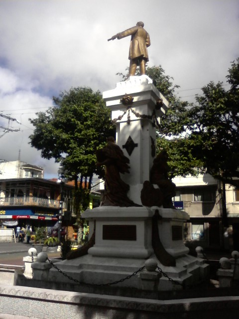 Jose Rizal Monument at Lucban