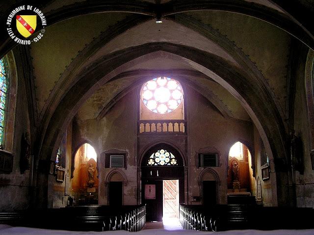HAROUE (54) - Eglise de la Sainte-Trinité