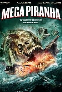 Mega Piranha – Dublado 2014