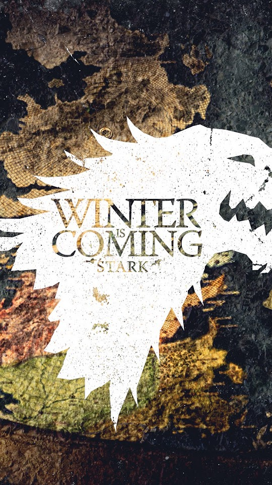 Winter Is Coming Game Of Thrones Stark  Galaxy Note HD Wallpaper