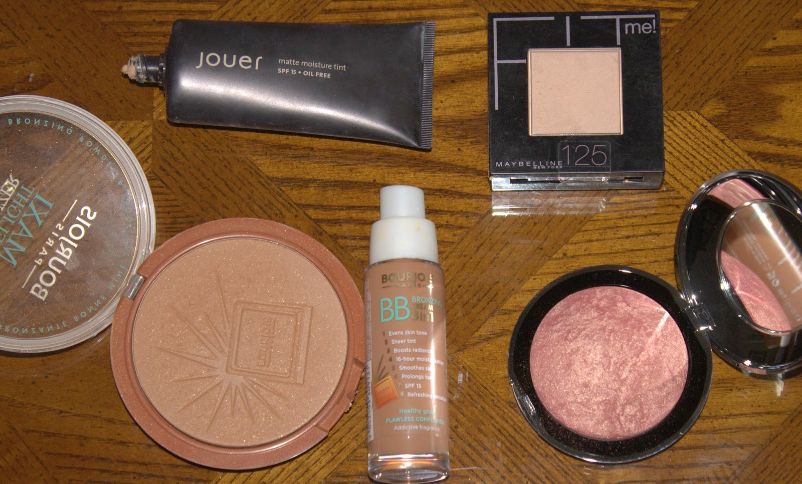 A natural, bronzed look with Borjouis Delice and Proto-col - (and ...
