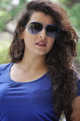 Archana photos in blue top-thumbnail-16