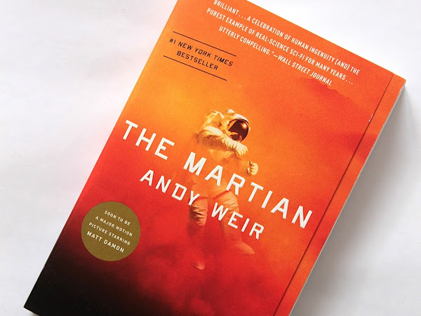 [Rezension] The Martian - Andy Weir