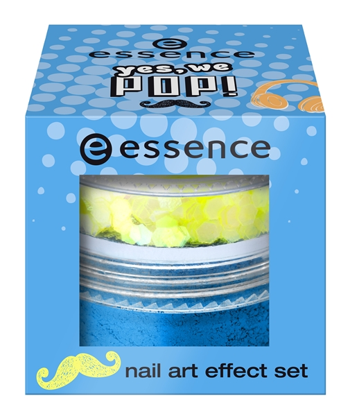 Essence Yes We Pop Nail Art Effects Set