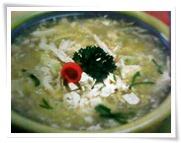 Sup Kental Tahu
