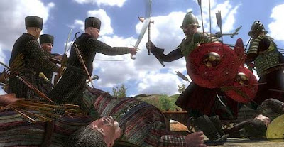 Free Download Games Mount and Blade With Fire and Sword Full Version