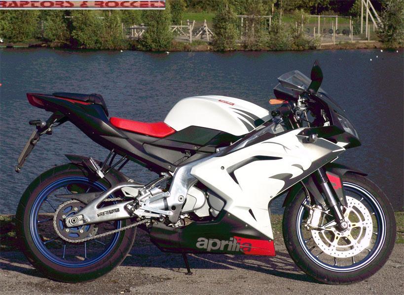Top Amazing Sports Bike Aprilia Rs 125