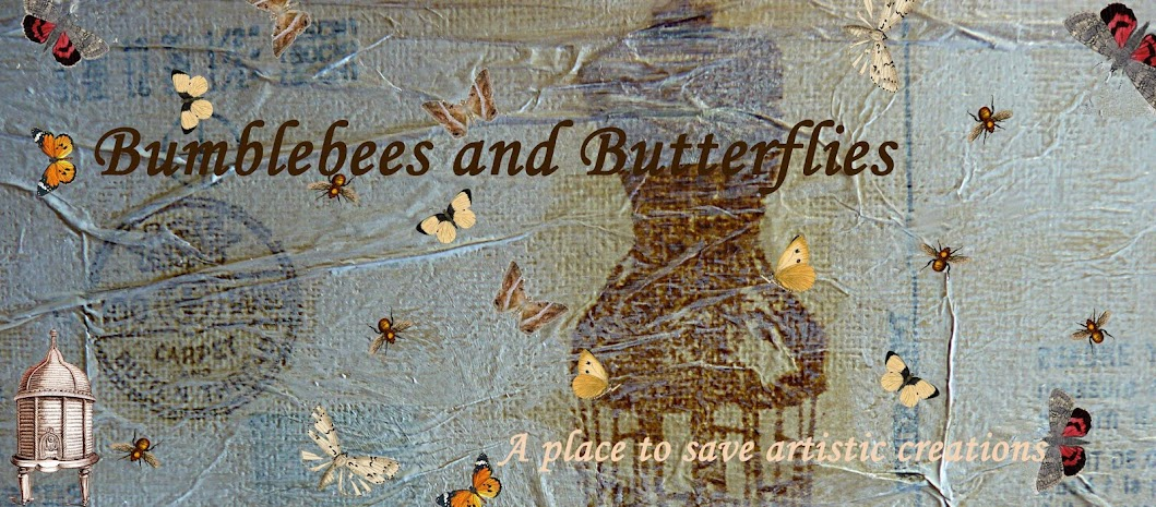 Bumblebees and Butterflies