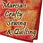 Marcia's Crafty Sewing & Quilting Blog