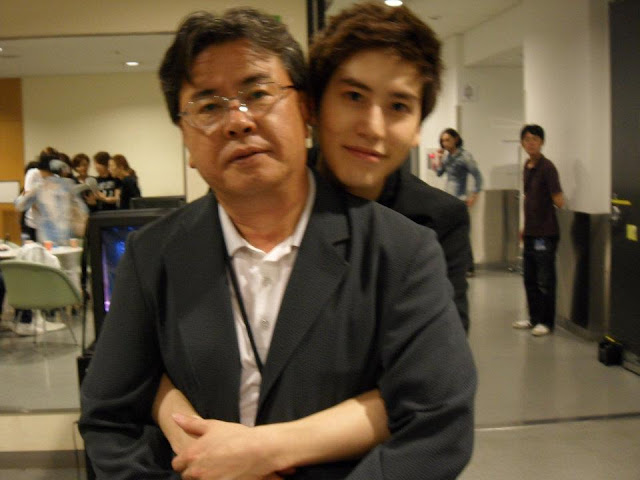 kyuhyun's father facebook 3
