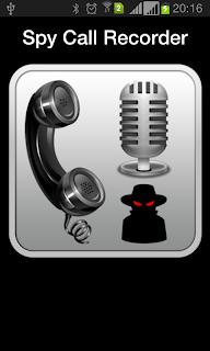 تحميل تطبيق الجاسوس لتسجيل جميع المكالمات مجاناً للاندرويد Spy Call Recorder1-2 APK
