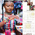 Awesome Miss Heritage Nigeria, Benedicta Akpana releases 2015 calendar