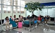 (Aug 4, 2011) Terminal 3, Soekarno Hatta International Airport, Jakarta, .