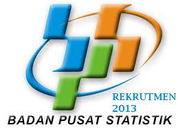 Lowongan Kerja SMA 2013 Badan Pusat Statistik Periode Februari