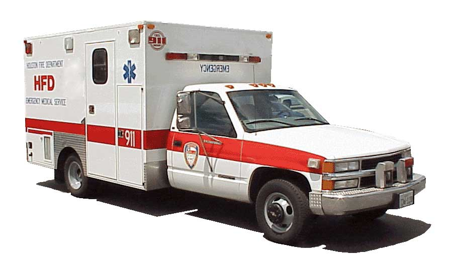 could ambulance drivers emts and even patients now be