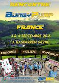 1er Rencontre Bungy Pump France à Hasparren dans le Pays Basque 3-4 Septembre 2016