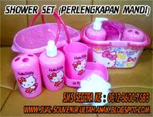 Klik Gambar ini untuk detail >> Shower Set / Perlengkapan Alat Mandi Anak