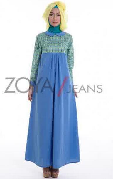 Koleksi Baju Muslim Zoya Terbaru 2015