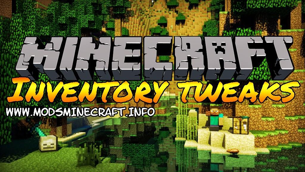 Invetory Tweaks 1.7.10, Inventory Tweaks Mod para Minecraft 1.7.2, Inventory Tweaks Mod, Inventory Tweaks 1.7.2, minecraft Inventory Tweaks Mod, minecraft Inventory Tweaks 1.7.2, minecraft 1.7.2, minecraft mods 1.7.2, minecraft descargar mods 1.7.2, cómo instalar mods, cómo instalar mods minecraft, minecraft cómo instalar mods