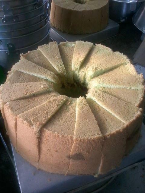 Resep Chiffon Cake Empuk Sederhana