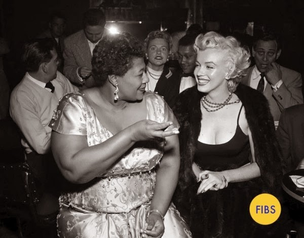8. Элле Фицджеральд отказали в концерте в ночном клубе «Мокамбо», потому что она была черной (1954).