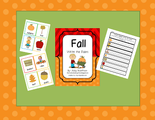http://www.teacherspayteachers.com/Product/Fall-Autumn-Write-the-Room-841958