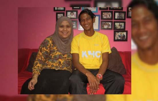 Cerita Isteri Kapten Pasukan Hoki Kebangsaan Tentang Suaminya