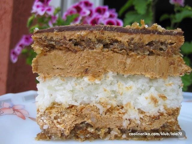 """Bez trunke brašna- Ako probate ovu tortu, ukus će vas odvesti na """"sedmo nebo""""! (RECEPT)"""
