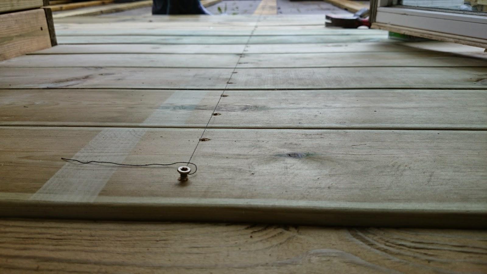 Inredning reglar byggmax : Släng dig i väggen, Ernst!: Att lägga trall på uteplatsen direkt ...