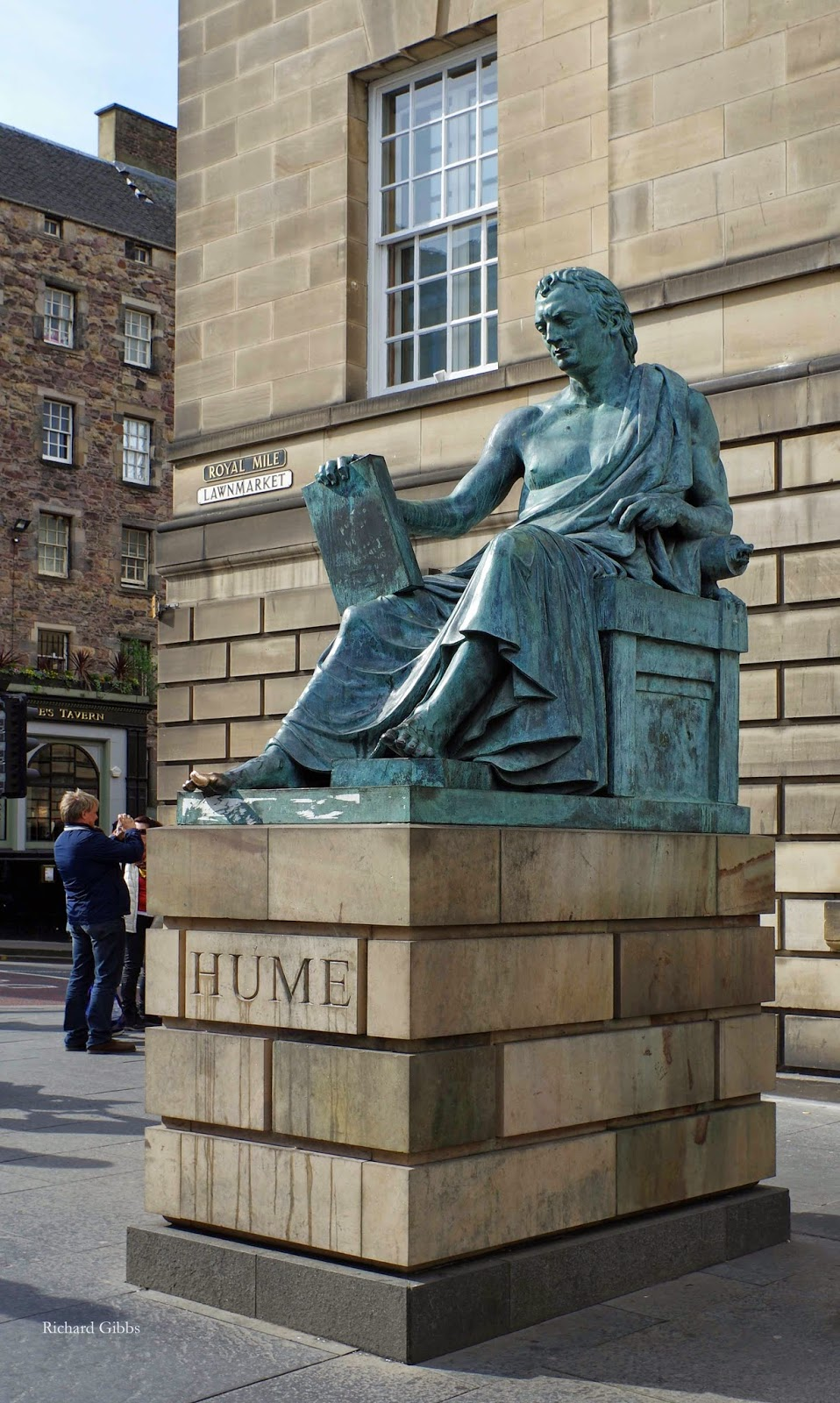 essays and diversions edinburgh david hume lawnmarket