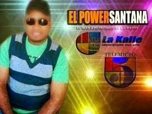 Locutor Power Santana