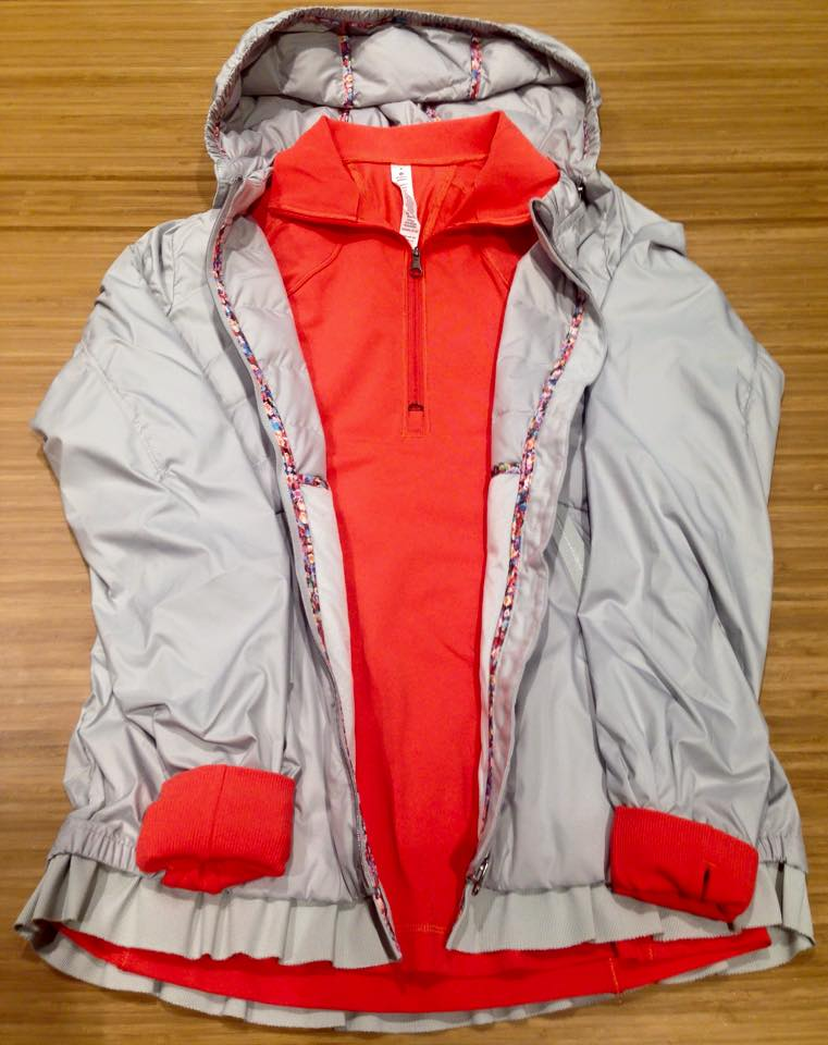lululemon spring fling windbreaker