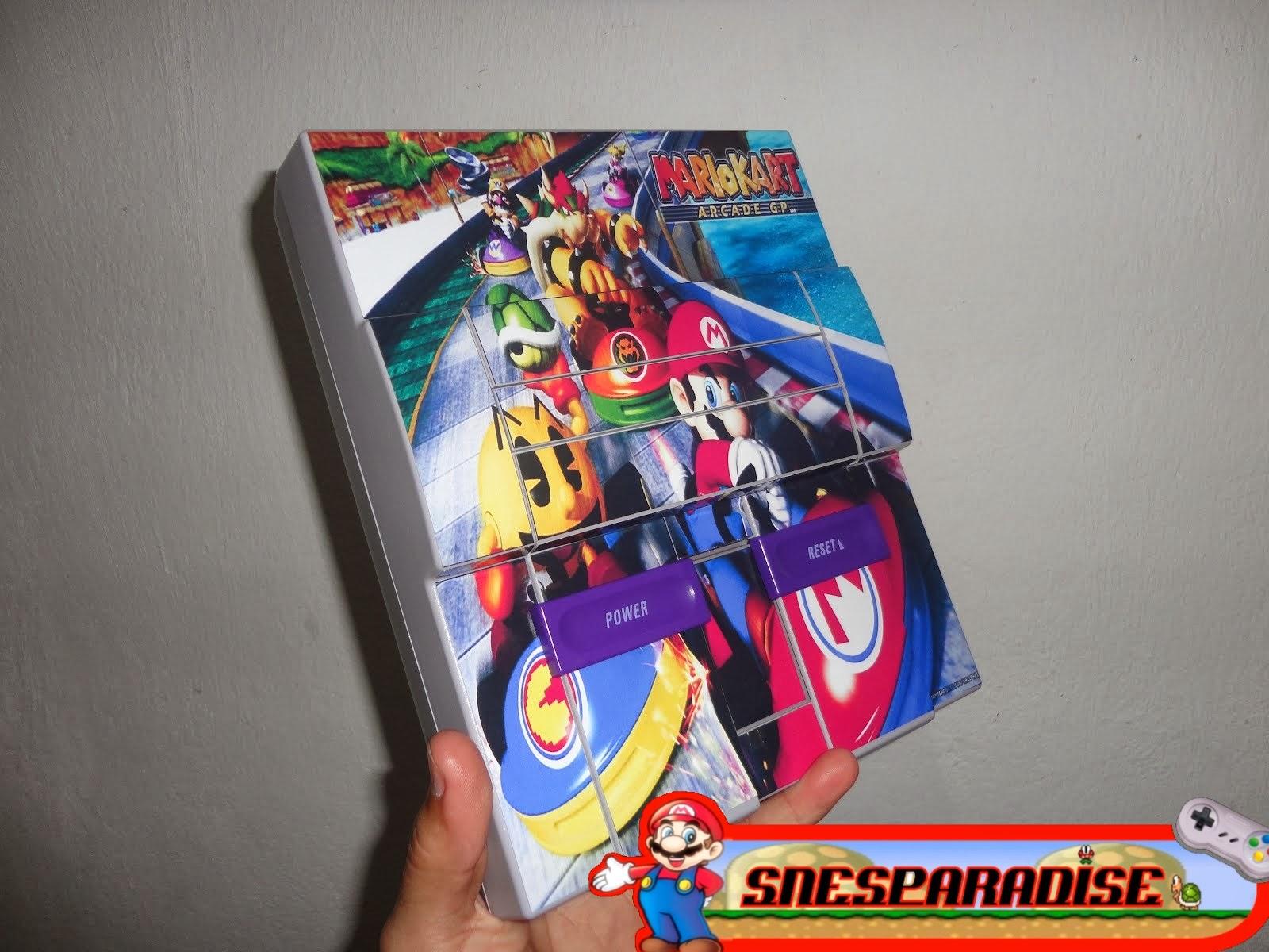 Super Nintendo Personalizado (4)