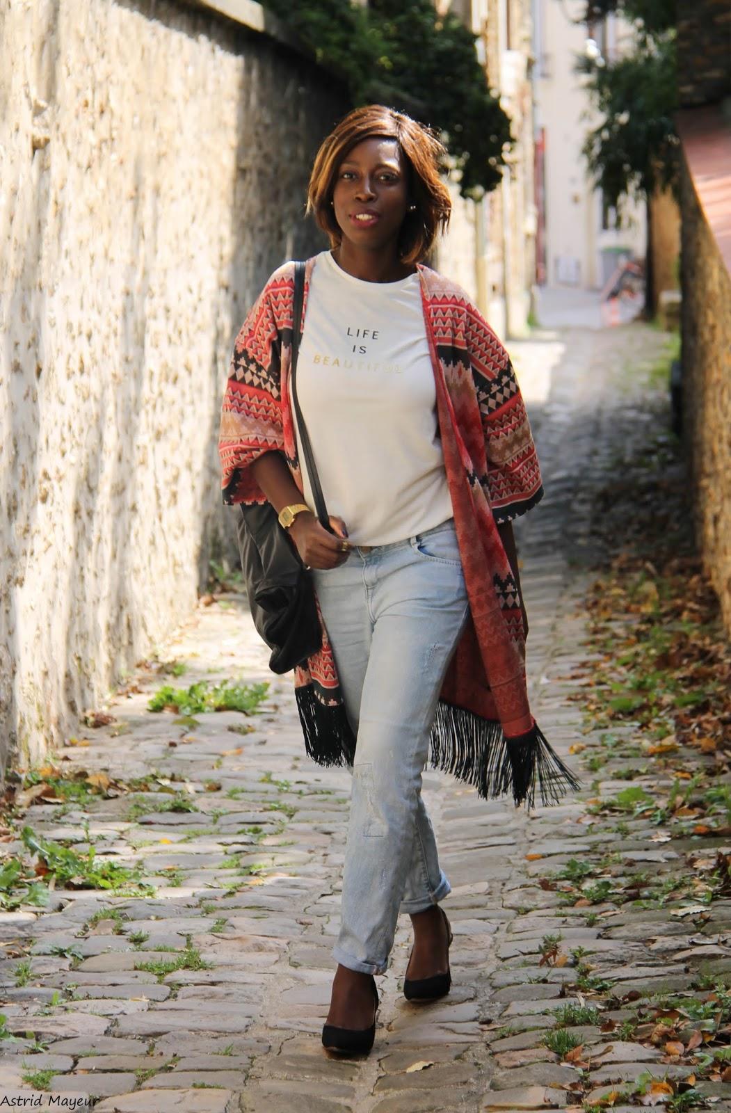automne look H&M PRIMARK ZARA BERSHKA