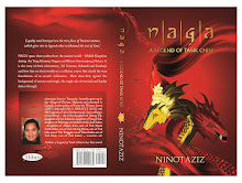 NAGA - A Legend of Tasik Chini by ninotaziz
