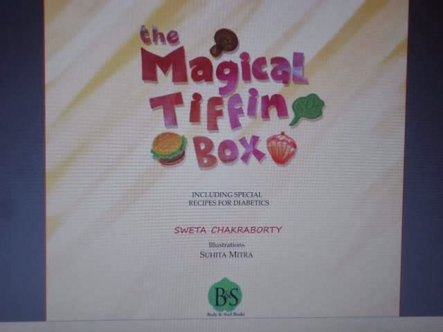 The Magical tiffin box.....