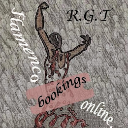 R.G.T. FLAMENCO BOOKINGS ONLINE