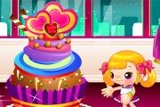 Annemin Doğum Günü Pastası Oyunu