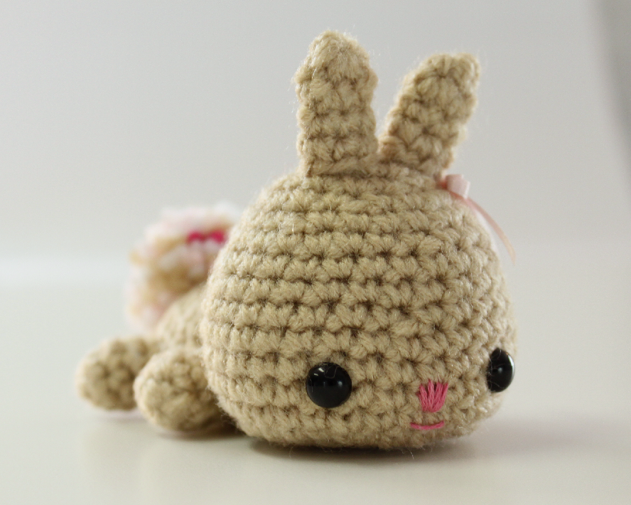 Ami*Joi: Amigurumi Bunny