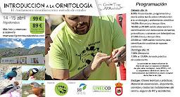 Curso Ornitología y Anillamiento científico