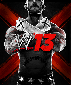WWE 13 PS3 Game