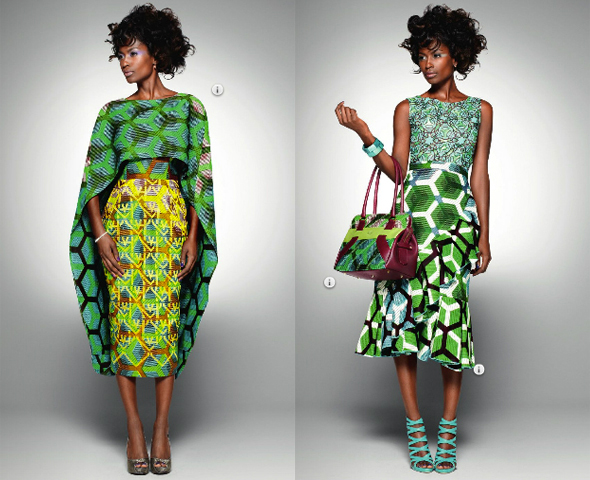 House Of Fashion Vlisco African Wear