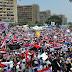 """بالصور..احتشاد الملايين للمشاركة بـ""""جمعة الزحف """" رفضًا لانقلاب العسكري"""