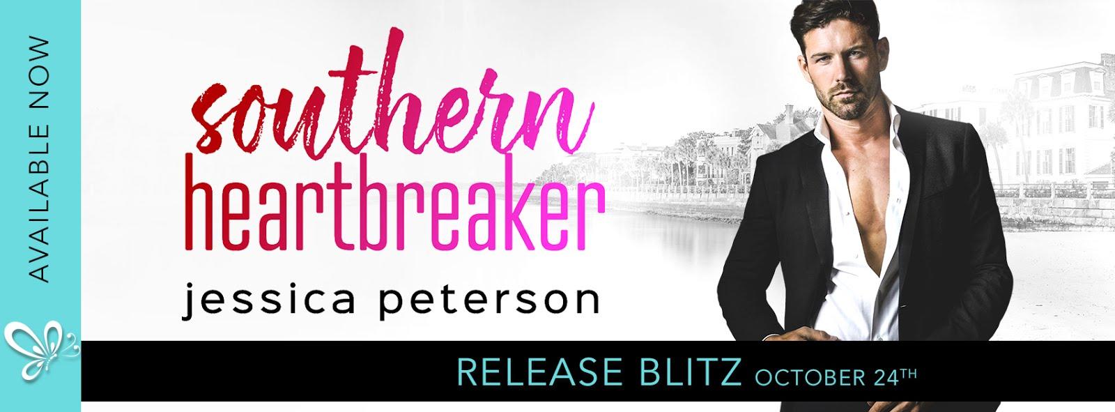 Southern Heartbreaker Release Blitz